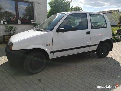 używany Fiat Cinquecento