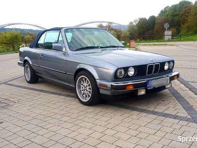 używany BMW 325 Cabriolet i E30