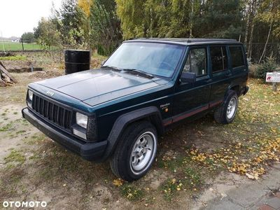 używany Jeep Cherokee II