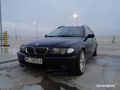 używany BMW 330 E46 D Xdrive ***OKAZJA***