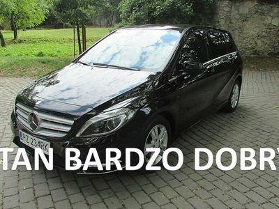 używany Mercedes B220 2dm 185KM 2014r. 144 000km