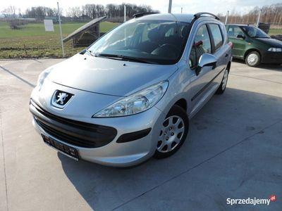 używany Peugeot 207 1,4 Benzyna Klimatyzacja Super Stan