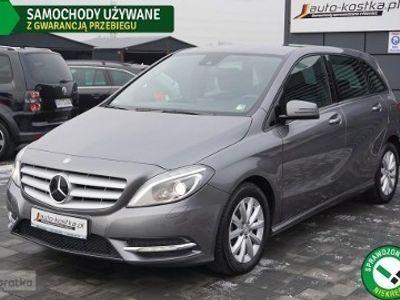 używany Mercedes 200 Klasa B W246Kamera, Navi, LED, Xenon, Tempomat, Łopatki, GWARANCJA, Bezwypad