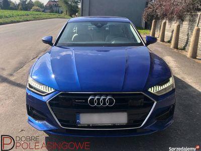 używany Audi A7 Sportback 45 TFSI S-tronic Matrix Kamery360 VAt23%
