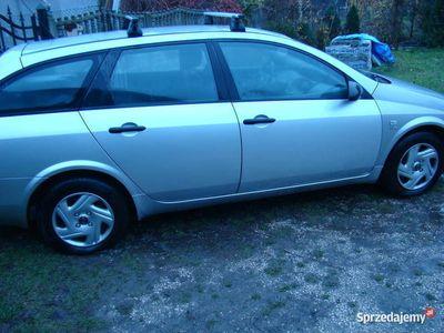 używany Nissan Primera kombi 2002r