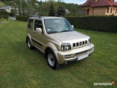 używany Suzuki Jimny 4x4 Benzyna + GAZ LPG Klima Krajowy
