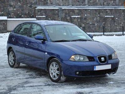 używany Seat Ibiza IV 1.9TDi 130KM 2002r. 6bieg Climatronic