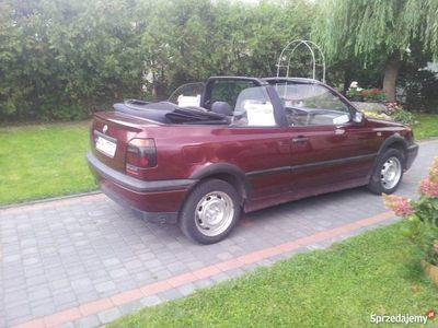 używany VW Golf Cabriolet 1.8 8v LPG
