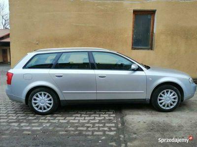 używany Audi A4 AVANT wzbogacona wersja