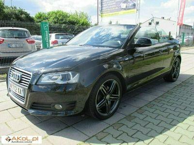 używany Audi A3 Cabriolet