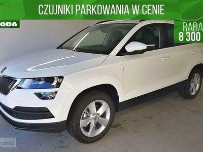 używany Skoda Karoq Ambition 1.5 TSI 150KM 'Ambition'+Przyciemniane Szyby+Czujniki Parko, Chorzów