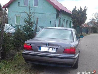 używany BMW 750 e38 ostatnia tak tania okazja auto inwestycja.