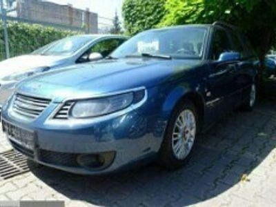 używany Saab 9-5 9-5- duże kombi klasy premium za małe pieniądze. I (1997-2010)
