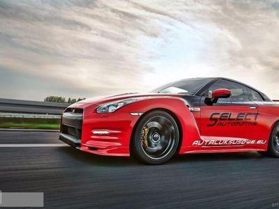 używany Nissan GT-R 4.4dm 1500KM 2012r. 20 000km