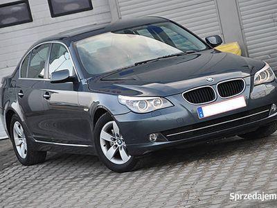 używany BMW 520 d * Skóra * Navi * 16 Alu * Serwis do 2020r *