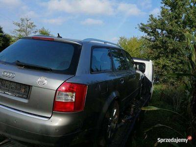 używany Audi A4 2004r SKÓRA CZĘŚĆ Niemcy WYPRZEDAŻ TANIO