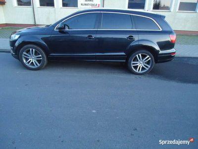 używany Audi Q7 3,0TDI S LINE SKÓRA Niski przebieg 170667km ZAMIANA