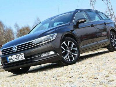 używany VW Passat 2dm3 150KM 2015r. 197 000km 2.0TDI 150KM, 1 wł, salon PL, fvat 23%, gwarancja