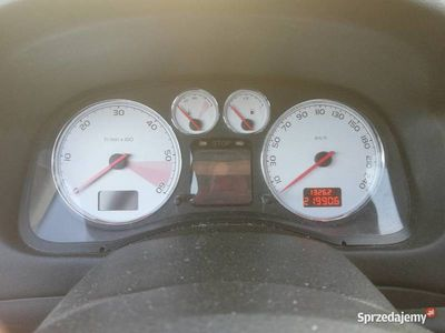 używany Peugeot 307 SW panorama dach
