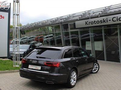 używany Audi A6 A6 2dm3 190KM 2015r. 184 188kmKombi 2.0 TDI 190 KM S-Tronic 2015 rok.
