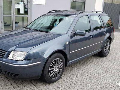 używany VW Bora 1.9 TDI 101KM Bogate Wyposażenie