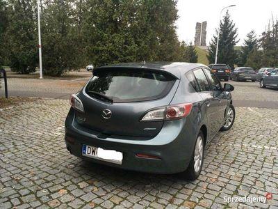 używany Mazda 3 2.0 155KM facelift, mały przebieg + koła zimowe