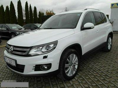używany VW Tiguan Allspace 2dm 140KM 2014r. 145 400km