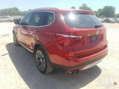 używany BMW X3 X3XDRIVE 28I 2.0l 10/2015 F25 (2010-)