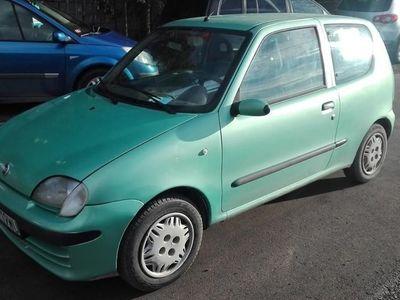 używany Fiat Seicento S, Limanowa