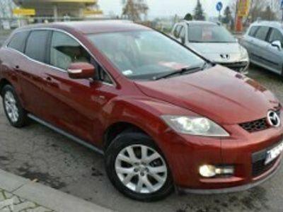 używany Mazda CX-7 Zarejestrowany Exclusive Ekran Dotykowy Nawigacja