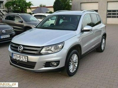 używany VW Tiguan 2dm 140KM 2014r. 183 000km
