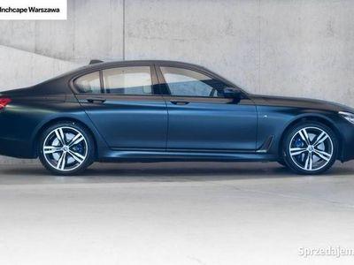 używany BMW 750 3dm 400KM 2018r. 6 516km