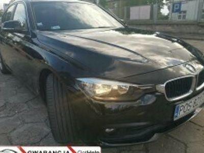 używany BMW 318 SERIA 32,0 D 150 KM Automat Nawigacja Zarejestrowany