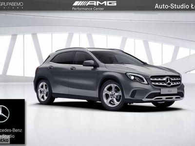 używany Mercedes GLA200 Klasa200 AMG KeylessGo GarminMap Kamera Tempomat LED