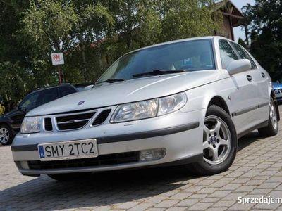 używany Saab 9-5 * 2.2 TiD 130KM * Pełna Opcja