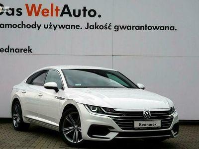 używany VW Arteon 2dm 150KM 2018r. 57 659km