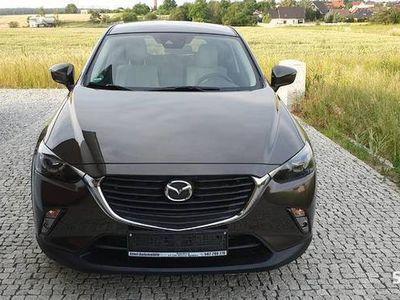 używany Mazda CX-3 2.0 150KM 4x4 Bogata wersja wyposażenia