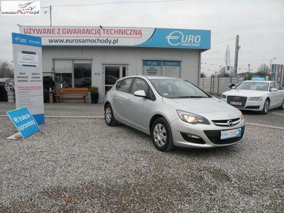 używany Opel Astra 1.7dm3 110KM 2013r. 107 000km 1.7Cdti F-vat salon PL Gwar.rok