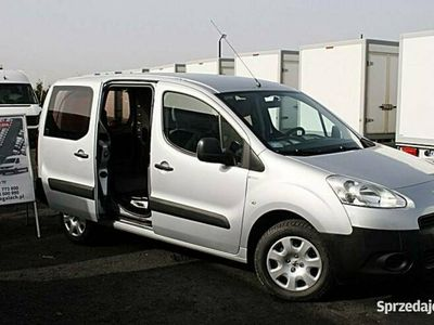 używany Peugeot Partner SALON PL / Długi - L2 / 5 osób - GRUAU - VAT 23% / KLIMA / GWARANCJA II (2008-)