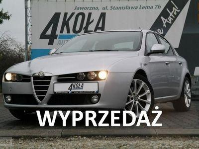 używany Alfa Romeo 159 I 1.9 JTS*160 KM*Alufelgi 18*Zadbana*Klimatyzacja*Bezwypadkowa*6 Biegó