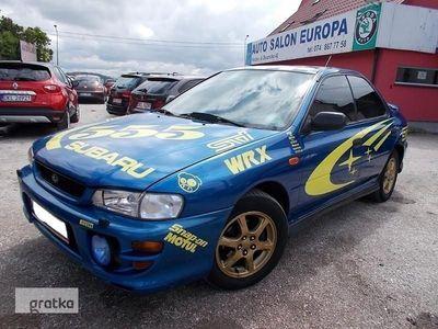 używany Subaru Impreza I po lifcie/napęd4x4/2.0 BOXER benz+gaz/zarejestrowany!!!