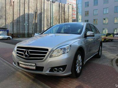 używany Mercedes R350 3dm 265KM 2012r. 156 000km