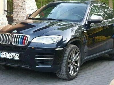 używany BMW X6 M 5.0d