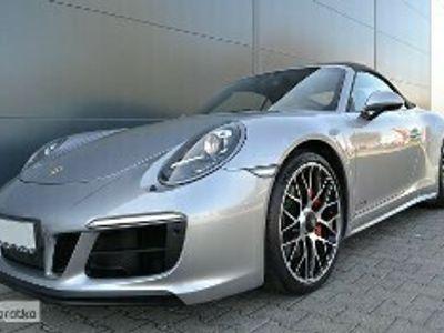 używany Porsche 911 Carrera 4 GTS 991 PDK 450KM PDK Cabrio 991.2