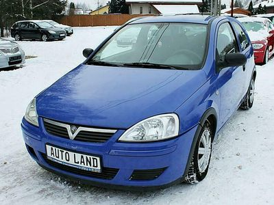 używany Opel Corsa C 1.2 Twinport 80KM!2006r!Gaz!Stan bdb!Zarejestrowana!