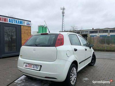 używany Fiat Grande Punto 1.2 Benzyna • 5 drzwi • CITY •