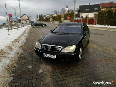 używany Mercedes S400 Cdi