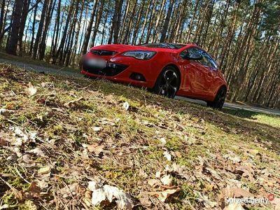 używany Opel Astra GTC Astra J,stan idealny !!