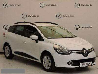 używany Renault Clio IV 1.5 dCi Business, gwarancja, mały przebieg, f vat 23 %