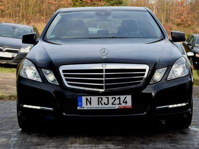używany Mercedes E200 1.8 Benzyna*Bardzo Bogate Wyposażenie*Gwarancja 12 msc*Kredyt/Leasingi